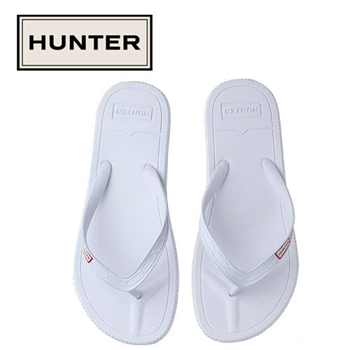 ハンター HUNTER WFD1058EVA オリジナルフリップフロップ ORIGINAL FLIP FLOP 靴 サンダル トング EVA ホワイト 白 レディース ビーチ ビーチサンダル ビーサン シャワサン 旅行