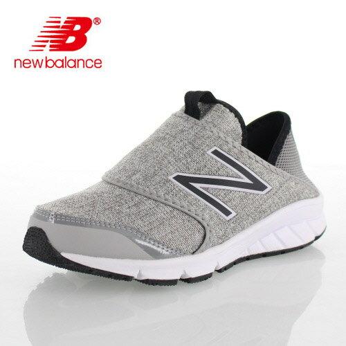 new balance ニューバランス K150S GRY GRAY ジュニア スニーカー スリッポン グレー 子供靴 セール