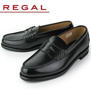 リーガル 靴 メンズ ローファー REGAL 2177N ブラック 靴 送料無料 特典B