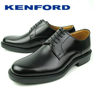 ケンフォード 【送料無料】 KENFORD K641L ブラック 3E メンズ ビジネスシューズ プレーントゥ リーガルコーポレーション 革靴