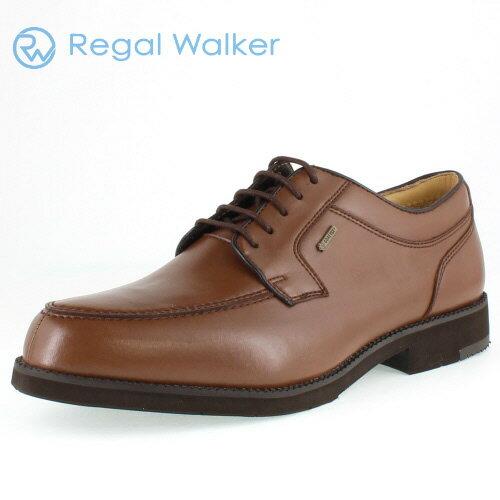 リーガル 靴 メンズ REGAL WALKER リーガルウォーカー 241W BJ ダークブラウン Uチップ シューズ 3E-4E ゴアテックス 防水機能 特典B