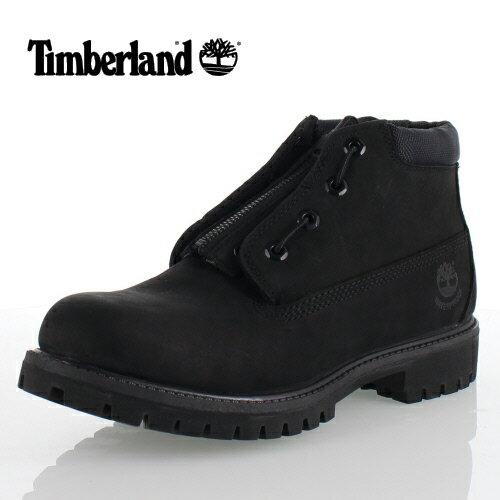 Timberland ティンバーランド アイコン プレミアム チャッカ ジップ クロージャー TB06157B ブラック メンズ ブーツ セール
