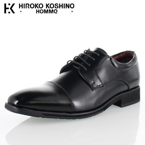 ヒロコ コシノオム HIROKO KOSHINO HOMME HK4551Z ストレートチップ メンズ ビジネス 防水 3E