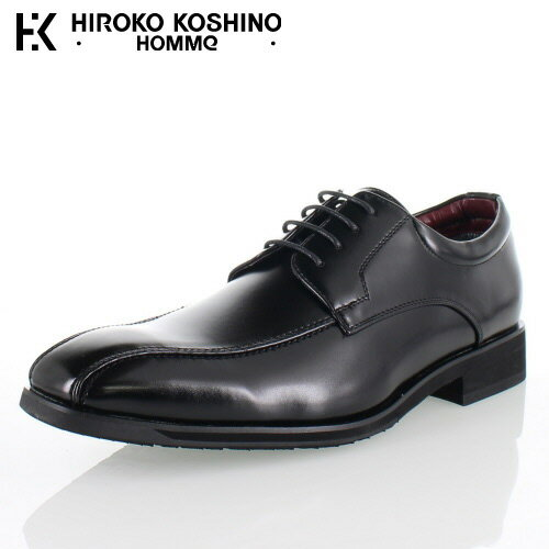ヒロコ コシノオム HIROKO KOSHINO HOMME HK4553Z スワールモカ メンズ ビジネス 防水 3E