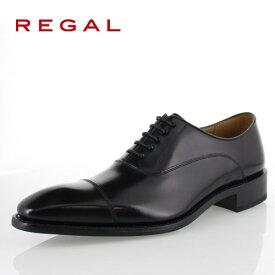 リーガル REGAL 靴 メンズ ビジネスシューズ 315R BD ブラック ストレートチップ 内羽根式 紳士靴 日本製 2E 本革