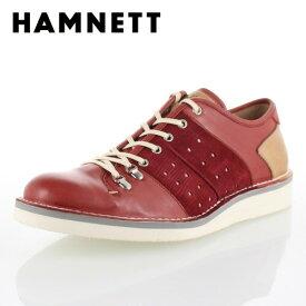 キャサリンハムネット HAMNETT 37002 レッド 靴 メンズ カジュアルシューズ
