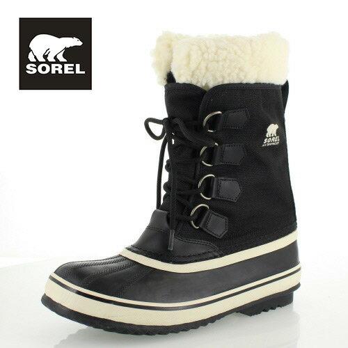 ソレル SOREL NL1495 011 ウインターカーニバル Winter Carnival レディース ブーツ スノーブーツ ウインターブーツ 防水 保温 セール