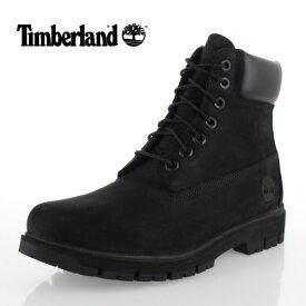 Timberland ティンバーランド ラドフォード シックスインチ ウォータープルーフ ブーツ A1JI2 ブラック メンズ ブーツ 防水機能 セール