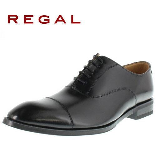リーガル 【送料無料】 REGAL 811R AL 靴 メンズ ビジネスシューズ ストレートチップブラック 紳士靴 特典B