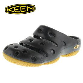 KEEN キーン メンズ サンダル Yogui ヨギ 1001966 Black 黒 ブラック