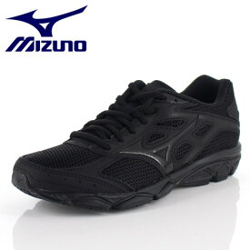 ミズノ MIZUNO メンズ レディース スニーカー マキシマイザー 21 MAXIMIZER K1GA190209 ブラック ランニングシューズ 靴 3E セール