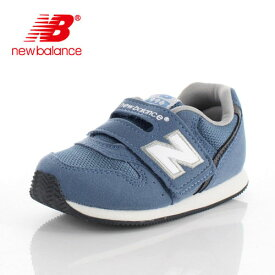 ニューバランス ベビー キッズ スニーカー new balance IV996 CDB DENIM BLUE ブルー 通園 通学 ベルクロ