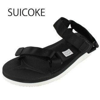 SUICOKE sicock 德帕-V / OG-022 V 黑色 11 Vibram 鞋底涼鞋黑色男裝女裝
