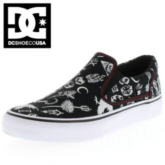 dc shoes high tops red and black. dc shoes d sea shoes trase slip-on sp trays slip-ons adys300185 bep black / red print men sneakers dc high tops and l