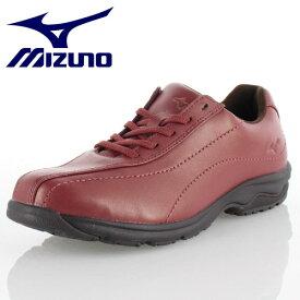 MIZUNO ミズノ 靴 LD40IV B1GD161763 ワイン スニーカー ウォーキング 3E レディース セール