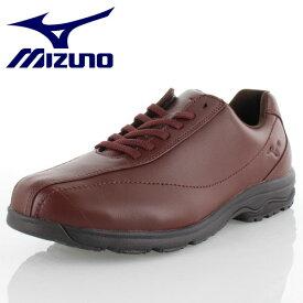 MIZUNO ミズノ 靴 LD40IV SW B1GC161859 ワインブラウン スニーカー ウォーキング 4E メンズ スーパーセール