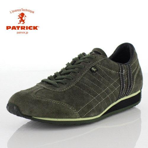 パトリック スニーカー アイリス PATRICK IRIS-VR_D.KKI 528028 28028-DカDK カーキ メンズ レディース 靴 日本製