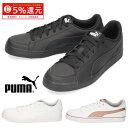 スニーカー プーマ PUMA レディース キッズ コートポイント バルク COURT POINT VULC V2 BG 362947 白 ホワイト 黒 ブ…