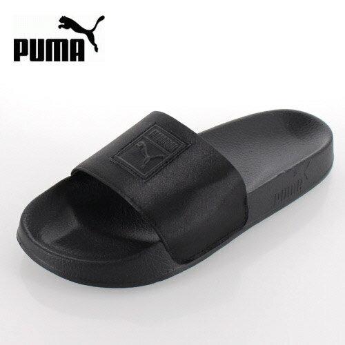 プーマ レディース サンダル puma Leadcat Satin Wns 365338 01 ブラック リードキャット サテン セール