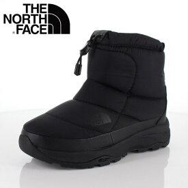 ザ ノースフェイス メンズ レディース ブーツ THE NORTH FACE NF51874 ブラック (KK) ヌプシブーティー ウォータープルーフ Vl ショート スノーブーツ 靴 セール