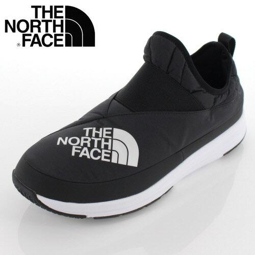 ザ ノースフェイス THE NORTH FACE NF51885 ヌプシトラクション ライトモック キモノ NSE Traction Lite Moc III KIMONO ブラック(KK) レディース メンズ スニーカー スリッポン 撥水 保温 軽量