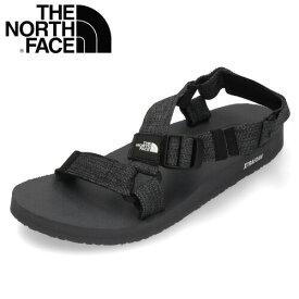 ザ ノースフェイス レディース メンズ サンダル NF51921-GG ウルトラストレイタム グレー THE NORTH FACE