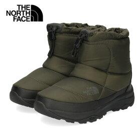 ザ ノースフェイス メンズ レディース ブーツ THE NORTH FACE NF51874 NT NT-51874 ヌプシブーティーウォータープルーフVIショート ニュートープ スノーブーツ 靴 セール
