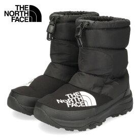 ザ ノースフェイス メンズ レディース ブーツ THE NORTH FACE NF51877 ブラック KK ヌプシダウンブーティー ユニセックス スノーブーツ 靴 セール