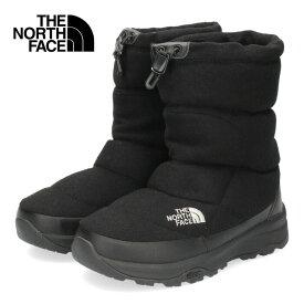 ザ ノースフェイス メンズ レディース ブーツ THE NORTH FACE Nuptse Bootie Wool V NF51978 K KK-51978 ヌプシブーティーウールV ブラック セール