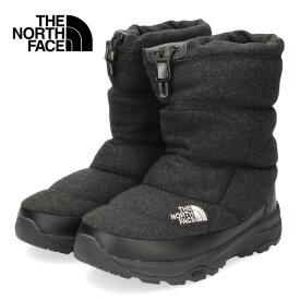 ザ ノースフェイス メンズ レディース ブーツ THE NORTH FACE Nuptse Bootie Wool V NF51978 C CH-51978 ヌプシブーティーウールV チャコール セール