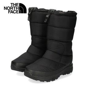 ザ ノースフェイス メンズ レディース ブーツ THE NORTH FACE Nuptse Bootie WP VI Tall NF51872 K KK-51872 ヌプシブーティーウォータープルーフVIトール ブラック セール