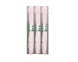 正絹キンチ腰ひもピンク3本セット(腰紐)着物着装小物 和装ベルト 和装小物