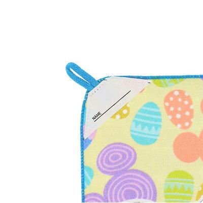 【単価87円(税別)×12個セット】ループ付タオルディズニーミッキーミニードナルドグーフィープーさんダンボ保育園幼稚園新入学準備タオル子供男の子女の子かわいいキャラクター