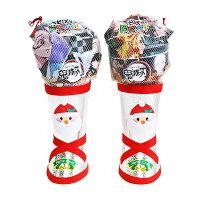 鬼滅の刃お菓子入りクリスマスブーツ30cm詰め合わせX'masきめつのやいばお菓子入りサンタブーツクリスマスお菓子クリスマスブーツ子ども会子供会