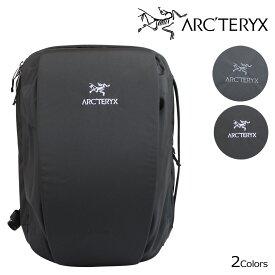 ARC'TERYX BLADE 20 アークテリクス リュック バックパック バッグ メンズ 20L ブラック グレー 黒 16179 [10/31 追加入荷]