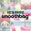 smoothbag 光滑袋海灘沙發年沙發空氣墊可擕式戶外可擕式充氣懶洋洋的沙發 [9/21 添加在股票]