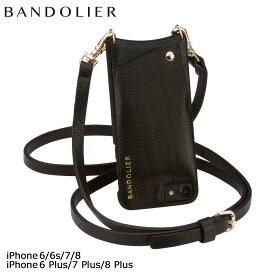 【最大600円クーポン】 BANDOLIER iPhone SE 8 7 6 6s/Plus ケース スマホ 携帯 アイフォン プラス EMMA レザー メンズ レディース