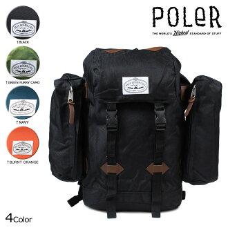 polar帆布背包POLER背包帆布背包人分歧D CLASSIC RUCKSACK 532020