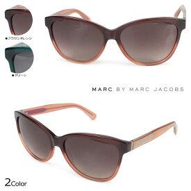 MARC BY MARC JACOBS マーク バイ マーク ジェイコブス サングラス レディース UVカット MMJ411/S ブラウンオレンジ グリーン
