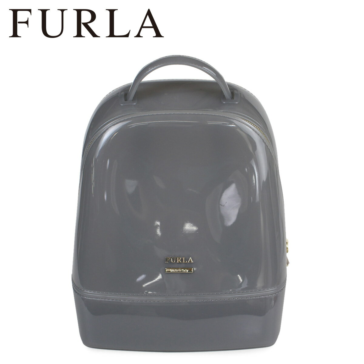 【SOLD OUT】 FURLA CANDY S BACK PACK RPSA フルラ バッグ リュック バックパック レディース グレー 885219