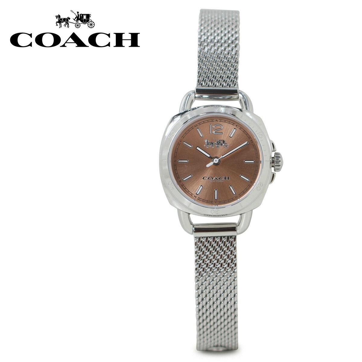 COACH 14502631 コーチ 腕時計 レディース シルバー [5/22 新入荷]