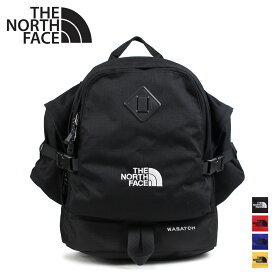 THE NORTH FACE WASATCH ノースフェイス リュック メンズ レディース バックパック ワサッチ NM71860