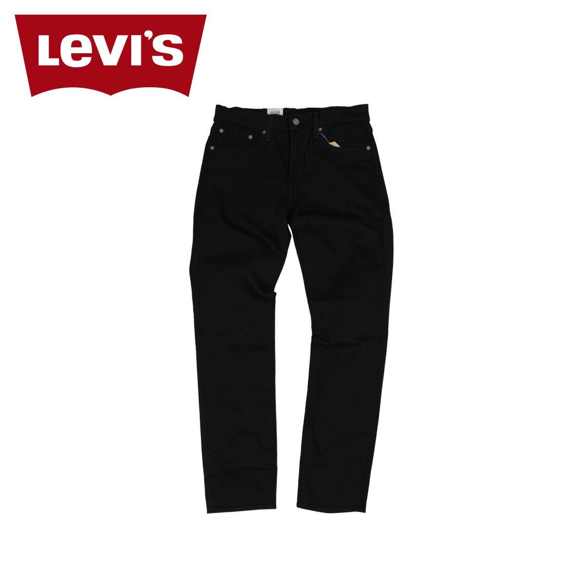 LEVI'S SLIM TAPERED FIT リーバイス 511 スリムフィット デニム パンツ メンズ ブラック 04511-1507