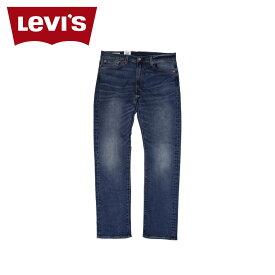 LEVI'S SLIM STRAIGHT 2WAY COMFORT STRETCH リーバイス 513 スリムストレート デニム パンツ メンズ ブルー 08513-0771