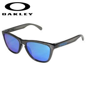 Oakley Frogskins オークリー サングラス フロッグスキン アジアンフィット メンズ レディース ASIA FIT グレー OO9245-7454