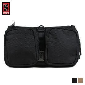 【最大1000円OFFクーポン】 CHROME MXD NOTCH SLING BAG クローム バッグ ボディバッグ ショルダー メンズ レディース 5L ブラック ブラウン 黒 BG-239