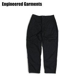 ENGINEERED GARMENTS FATIGUE PANT エンジニアドガーメンツ パンツ ワークパンツ メンズ ブラック 黒 19SF004A