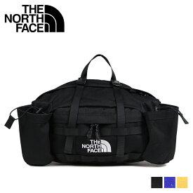 THE NORTH FACE DAY HIKER LUMBAR PACK ノースフェイス バッグ ウエストバック メンズ レディース 12L ブラック ブルー イエロー 黒 NM71863