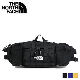THE NORTH FACE MOUNTAIN BIKER LUMBAR PACK ノースフェイス バッグ ウエストバッグ メンズ レディース 6L ブラック ブルー イエロー 黒 NM71864