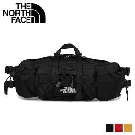 THE NORTH FACE MOUNTAIN BIKER LUMBAR PACK ノースフェイス バッグ ウエストバッグ ボディバッグ マウンテン バイカー ランバーパック メンズ レディース 6L ブラック レッド イエロー 黒 NM71864